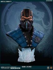 Sub Zero Mortal Kombat X Life Size Bust Pop Culture Shock Sideshow