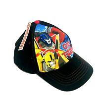Transformers Youth Baseball Hat One Team Snapback Black Adjustable Cap
