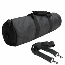 """25"""" 65cm Black Padded Light Stand Tripod Carry Carrying Bag Case"""