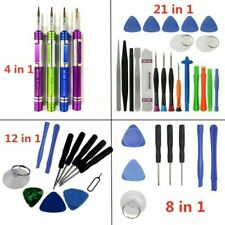 Opening Pry Repair Tools Screwdriver Kit Set For iPhone X XR XS 8 7 6 5 Lot AAA