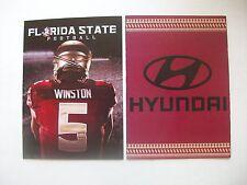 2014 FAMOUS JAMEIS WINSTON College Football FLORIDA STATE SEMINOLES schedule ACC