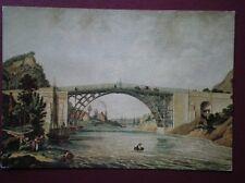 POSTCARD SHROPSHIRE THE IRON BRIDGE 1779