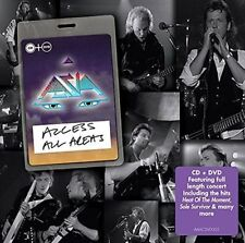 Asia - Access All Areas CD & DVD 2015 NEW/SEALED