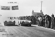 Porsche Type 550 A Spyder & Herrmann - winners 1954 Carrera PanAmericana – 2