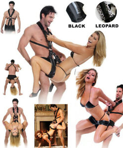 New Love Sex/SM Hanging Swing Sling Couple Adults Game Fantasy Fun Toys Set