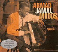 Ahmad Jamal MOODS Alhambra / Happy / At The Penthouse / At The Pershing NEW 3 CD