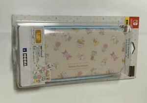 Sanrio Characters Hello Kitty Nintendo Switch / Lite Hybrid Pouch Case Bag Japan