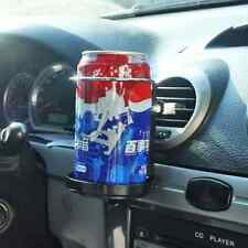 Car Truck Wind Air A/C Outlet Folding Cup Bracket Bottle Drink Holder For SUV