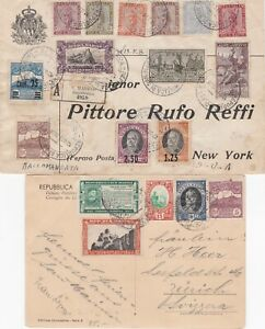 San Marino,old 9 covers / cards -4 scans