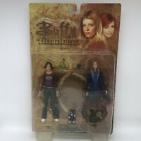 """Buffy the vampire slayer figure Tara and Willow """"Together Forever""""  collectible"""