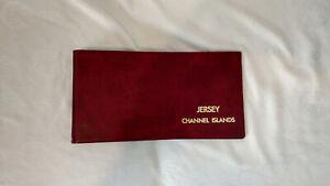 AP2045 RED JERSEY CHANNEL ISLANDS ALBUM EMPTY
