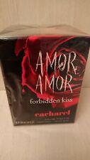 Amor Amor Forbidden Kiss Cacharel 100 ml Toilette Pour Femme Spray Woman EDT
