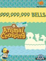 Animal Crossing:New Horizons 999,999,999 BELLS FAST DELIVERY