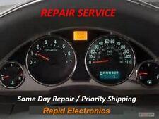 2003 - 2006Buick Rendezvous / LeSabre Instrument Gauge Cluster Repair Service