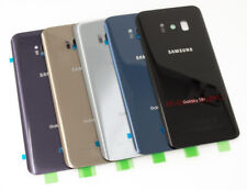 Original Battery Cover Back Glass For Samsung Galaxy S8+ G955U With Camera Lens