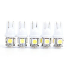 10x T10 5050 5SMD LED Auto Licht Wedge Lampe Glühbirnen Super Bright DC12VAB