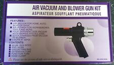 Air Vacuum and Blower Kit - With Bag