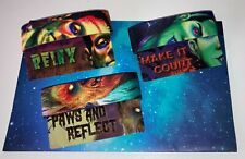 ZOX Halloween Pack 2019 Relax Frank Make It Count Vampire Paws & Reflect Wolf