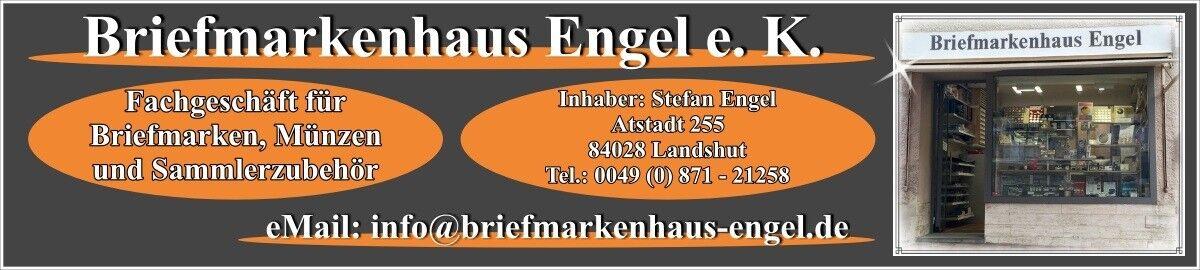 Briefmarkenhaus Engel e.K. Landshut