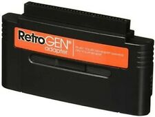 Official retro-bit RetroGEN adapter - Used & boxed  - Fully tested and working!