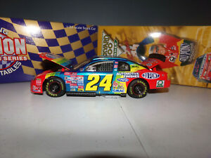 1/24 JEFF GORDON #24 DUPONT BRICKYARD 400 WINNER 1998 ACTION NASCAR DIECAST