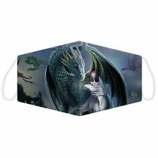 New Lisa Parker- Magical Dragon -  Face Mask - Face Covering - Gothic Mask