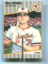 1989 Bill Ripken Fleer F**K Face Error Card #616