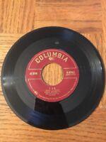 Tony Bennett 45 Record