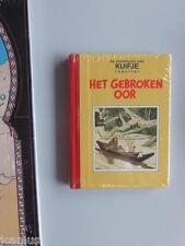 Tintin - L' oreille cassée en néerlandais - petit format  Rombaldi  - NEUF