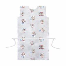 "*50-Pieces* Graham Medical 20""x36"" Gown Pediatric Tissue/Poly/Tissue 70283N"