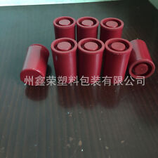 2PCS red Empty bottle 35mm film cans canisters containers JH010