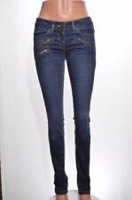 Cotton Blend Topshop Low Rise Jeans for Women