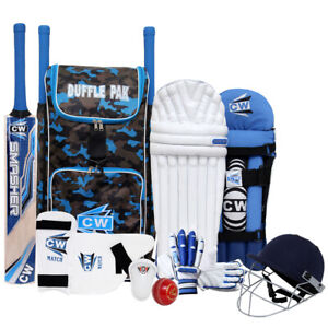 Tournament Official / Professional Cricket Set Junior Size 4 - Full Size Adult