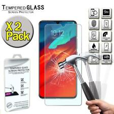 2 Pack Tempered Glass Screen Protector Cover For Lenovo Z6 Pro