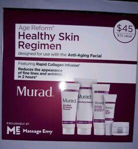 MURAD AGE REFORM HEALTHY SKIN REGIMEN KIT 5 pcs New in Box