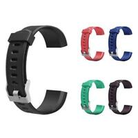 Silicone Replacement Wristband Watch Band Strap for ID115Plus HR Smart Bracelet