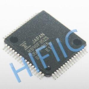 1PCS MB90F352S 16-bit Proprietary Microcontroller QFP64,