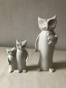 Eule Keramik,Dekoration,Tischdeko,Raumdeko