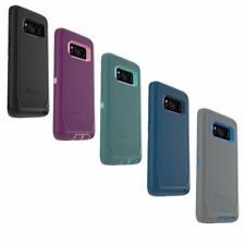 Original OtterBox Defender Case for Samsung Galaxy S8 (Case Only, No Belt Clip)