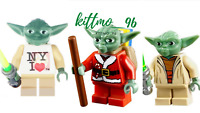 The Mandalorian- New set 3PCS Baby Yoda Minifigures Star War Lego MOC hot 2020
