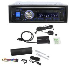 Alpine CDE-SXM145BT Car CD/MP3 Receiver With Bluetooth + SiriusXM Tuner Included