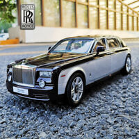 Kyosho 1:18 Diecast Car Model Collections Rolls-Royce Phantom Extended Wheelbase
