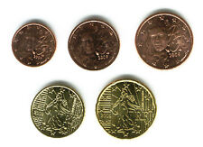France 2009 - Set of Euro Coins (UNC)
