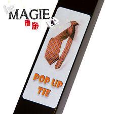 Lévitation de Cravate - Pop up Tie - Tour de Magie - Gag