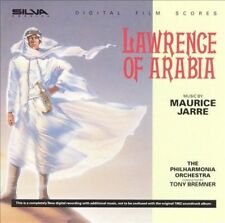 1 CENT CD Lawrence of Arabia SOUNDTRACK