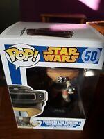 Funko POP VINYL #50 Princess Leia BOUSHH - STAR WARS