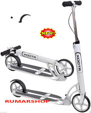 TOP PRODUCT NEW XOOTR PUSH KICK SCOOTER MODEL STREET + FENDER