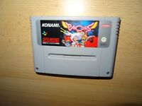 PARODIUS - SNES Game - Super Nintendo - PAL VERSION