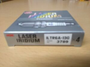 NGK ILTR6A-13G SPARK PLUGS X4 B.N.I.B. STOCK NUMBER 3789 ...