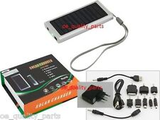 Portable Solar Battery Charger Power Bank Mobile Cell Phone IPod Camera Dual USB